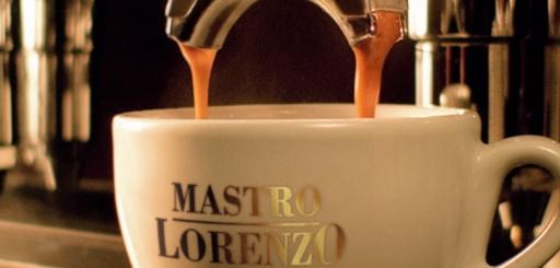 "Neu!! Unser Neue Kaffeelinie ""Maestro Lorenzo Gastronomia"""